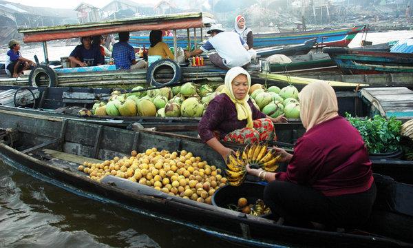 Yuk Menikmati Wisata Di Kota Banjarmasin [ www.BlogApaAja.com ]