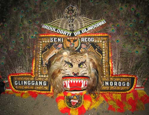 Reog ponorogo and warok thecheapjerseys Gallery