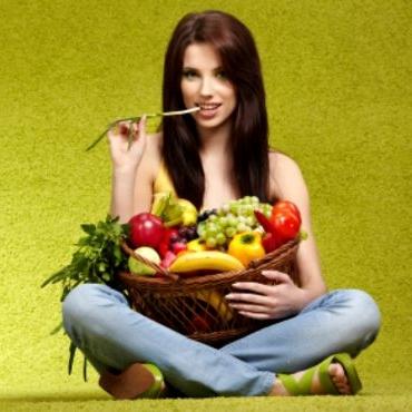 Anda disarankan untuk  mengkonsumsi paling tidak 5 porsi buah dan sayur setiap harinya.