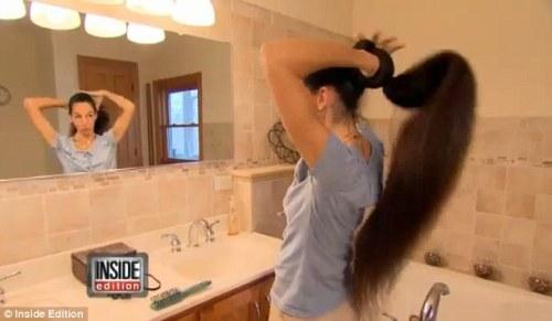 rambut panjang terelynn russel.3