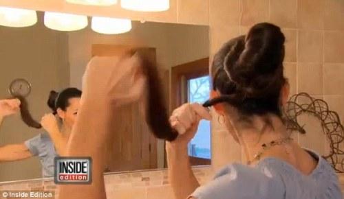 rambut panjang terelynn russel.4