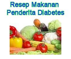 Diet sehat untuk diabetes adalah hampir sama dengan diet yang sehat bagi siapapun. Makan dengan porsi yang cukup untuk menghindari kenaikan berat badan, termasuk didalamnya makan buah-buahan dan sayuran.