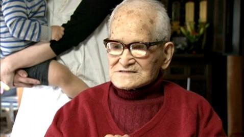 Kimura dinobatkan sebagai orang tertua di dunia dalam usia 116 tahun oleh Guinness World Record.