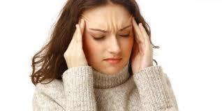 Mengurangi rasa pusing ?Tarik napas dalam dan lembut saat pusing kepala datang.