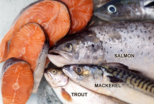 Selain dikenal sebagai ikan yang unik, ikan salmon juga terkenal sebagai ikan dengan kandungan gizi yang tinggi dan memiliki berbagai macam khasiat bagi tubuh. Salah satu kandungan yang ada dalam ikan salmon adalah omega-3 yang sangat tinggi.