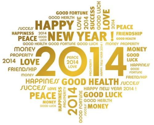 Berbagai harapan ingin diwujudkan di tahun baru 2014. Semua orang boleh meraihnya.