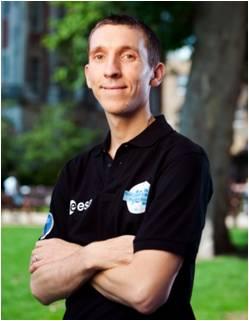 David Green, dosen fisiologi manusia, di King's Collegge, London.