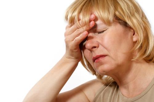 Menopause adalah berhentinya siklus bulanan wanita, yang menandakan akhir masa siklus reproduksi, dimana ovarium tidak lagi mengasilkan sel telur. Wanita yang mengalami menopause juga akan berhenti memproduksi hormon estrogen dan progesteron, dimana kedua hormon ini penting dalam melindungi kesehatan wanita.