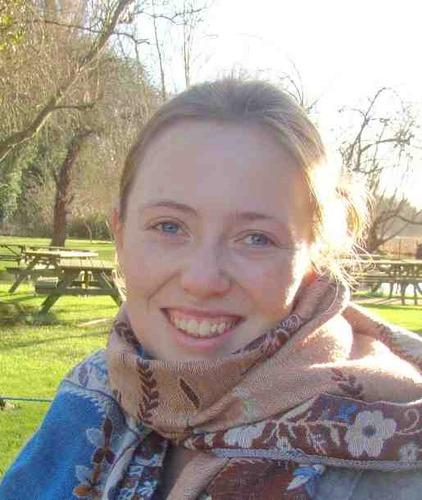 Susanna Ebmeir, pakar gunung api Universitas Brisbol, Inggris.