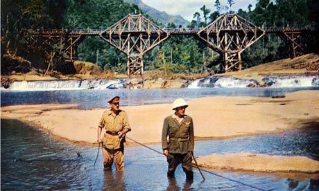 Salah satu adegan film Kwai