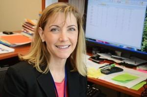 Julie Ledgerwood peneliti NIAID, Amerika Serikat.