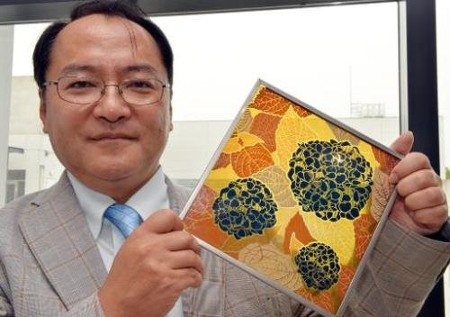 Prof Hiroshi Segawa.