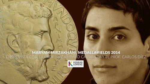 Medali untuk Prof Mirzhani.