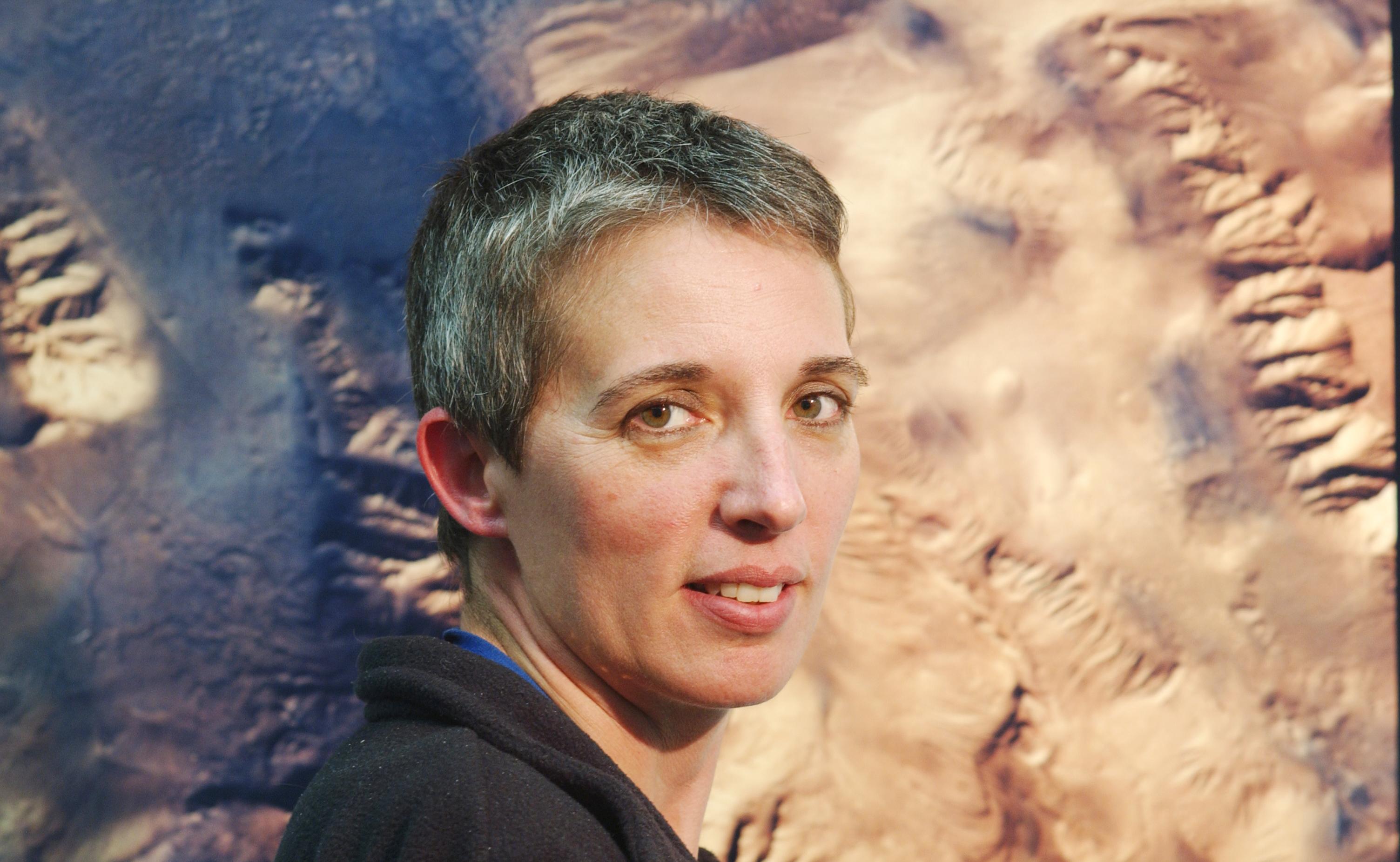 Dr. Nathalie Cabrol.