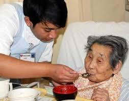 Pasien penyakit kanker di Saisei Mirai Clinics Jepang.