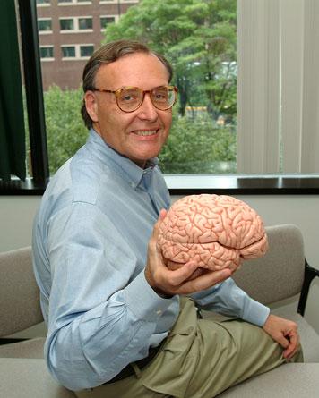 Dr John Gabrieli, memprediksi kemampuan otak melintasi keragaman perilaku  di masa depan seseorang.