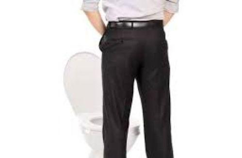 """hakim Dusseldorf memutuskan bahwa metode orang itu sesuai dalam norma-norma budaya ,dan  mengatakan """" kencing berdiri masih umum dilakukan """""""