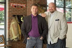 Chris dan Robin Sorensen merupakan petugas pemadam kebakaran di Florida, AS