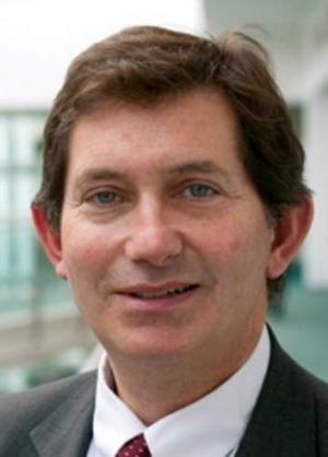 Profesor Ian Jacobs , baru wakil rektor dari UNSW . Foto : Disediakan