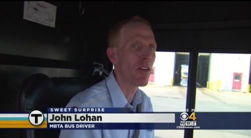 john lohan is a bus-driver