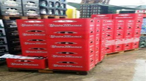 Sebanyak 1.200 tutup botol diambil pencuri hanya ingin menang undian yang tertera pada tutup botol bir.