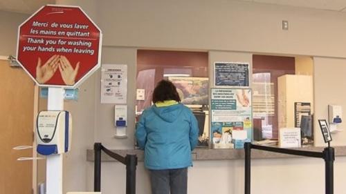 Informasi untuk kesehatan dan keselamatan pasien masih dapat dikirim dalam bahasa Inggris di rumah sakit Gaspé.