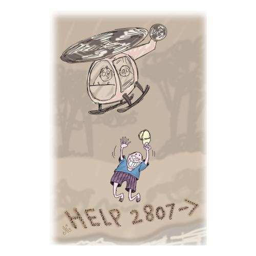 helikopter help 2807