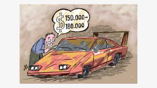 Mobil tua antik ditemukan di gudang Glenwood, Alabama didjual. Lelang penawaran 150.000 dollar AS.