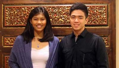 Remaja Indonesia, Nesha Kannama dan Kevin.