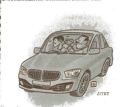 tokyo sekolah mengemudi.