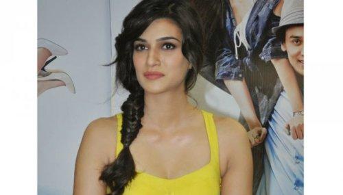 Kriti Sanon pemeran film India berjudul Dilware.