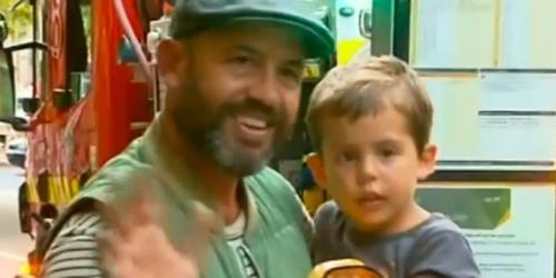 Ayah Leo, Aaron Shorthouse, mengatakan, itu adalah kali pertama sang bocah melihat mesin penjual makanan otomatis. setelah terbebas dari mesin itu, Leo terlihat tak terluka, tetapi tetap dibawa ke Royal Children Hospital untuk menjalani pemeriksaan.