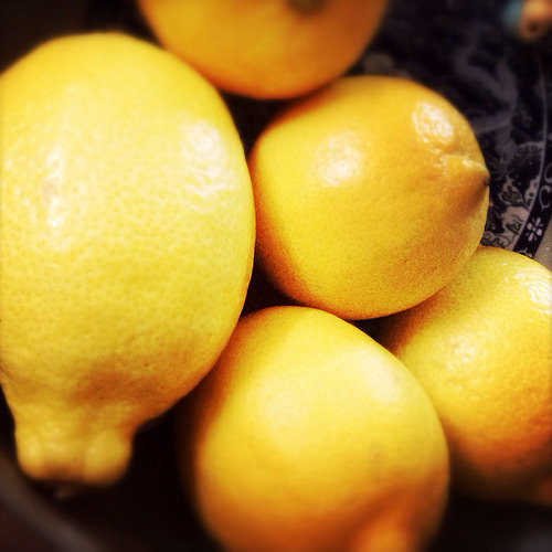 lemon hongkong
