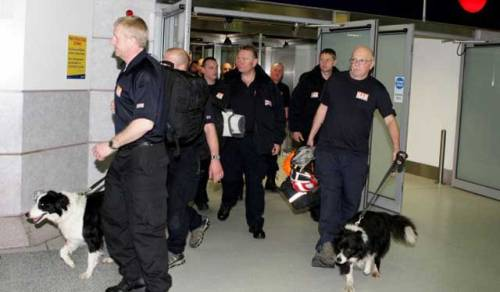 Bermula karena salah kira keju sebagai Obat Terlarang, Anjing Pelacak Bandara Manchester jadi bahan olokan media Eropa. Kini kinerja anjing pelacak salah endus mulai dievalasi karena tak mampu bekerja maksimal.
