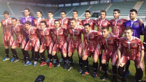 Berusaha menarik perhatian, klub sepak bola CD Palencia memperkenalkan kostum baru mereka jelang musim 2016-2017. Tak ingin kalah dengan desain kostum anyar Borussia Dortmund dan Manchester United, CD Palencia merilis jersey bermotif otot manusia.