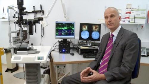 Prof Robert Maclaren.