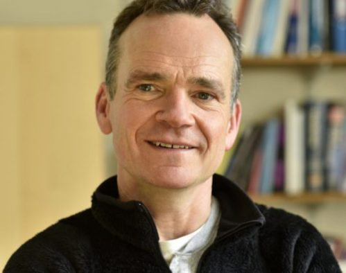 Professor Liam Smeeth.