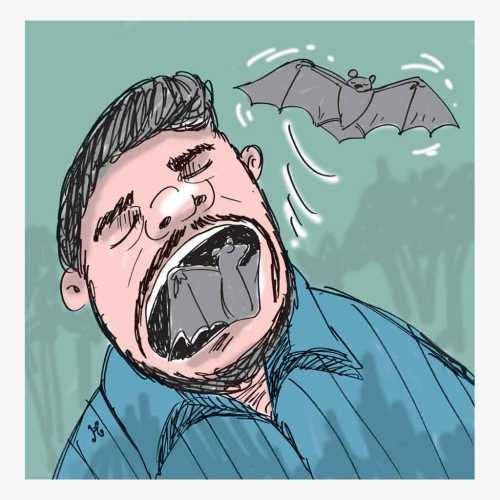 Sebelumnya, Duarte juga pernah melakukan aksi memasukkan tarantula hidup dan kelelawar ke dalam mulutnya secara bersamaan. Begitupun dengan aksi memasukkan kalajengking dan kelabang.(Dailymail.co.uk)