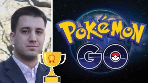 Nick Johnson : Pertama ' Pokemon Go ' Player untuk menangkap setiap Pokemon di Amerika
