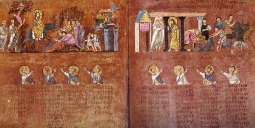 """The """" Codex Purpureus """" adalah dokumen tiada bandingnya dalam konten spiritual yang luar biasa ."""