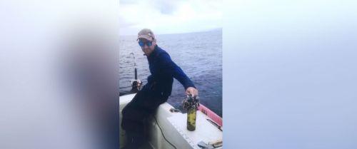 FOTO: A Maine gadis pesan dalam botol ditemukan oleh seorang nelayan di Spanyol