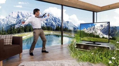 eknologi TV 3D terus berkembang. Setelah mampu menawarkan pengalaman berbeda saat menonton televisi dengan teknologi 3D Aktif dan 3D Pasif melalui kacamata, kemudian munculah teknologi TV 3D tanpa kacamata.