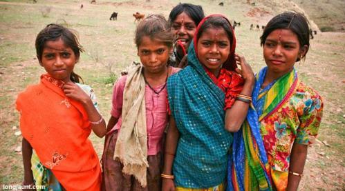 Kasus gizi buruk pada anak-anak, paling banyak terjadi di India. Jumlahnya mencapai 100 juta anak-anak. Setelah itu adalah negara China, dengan jumlah 40 juta anak-anak.